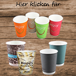Doppelwandbecher & Triple Wall Becher