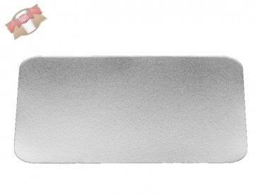 600 Deckel für Aluschalen rund Ø 18cm Einlagedeckel Alu//PAP Schale 79210