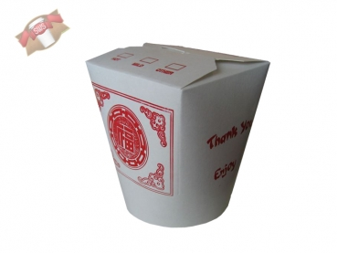 500 Stk. Smart Serve Container Asiabox Food to go 470 ml