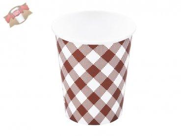22500 10 Longdrinkgläser Glas milchig PP Trinkglas Becher Longdrinkglas 0,2l