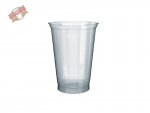 50 Stk. PET Becher Trinkbecher Smoothiebecher Ø 95 mm 400ml